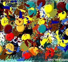 ( SICK DAY  ) ERIC WHITEMAN ART by eric  whiteman