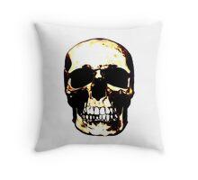 Dead Man Walking Throw Pillow