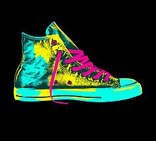 Pop Art V (Sneaker Head) by LifeSince1987