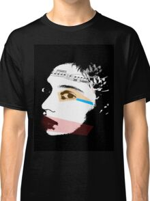 the shape of the music tee Classic T-Shirt