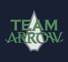 Team Arrow Kids Clothes