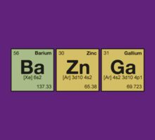 Ba Zn Ga! - periodic elements scrabble by dennis william gaylor