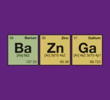 Ba Zn Ga! - periodic elements scrabble by dennis william gaylor