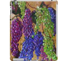 Festival of Grapes iPad Case/Skin