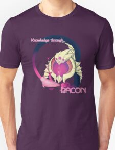 Vel'koz Knowledge Through Bacon T-Shirt