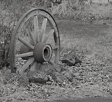 Wagon wheel by Keeton Gale