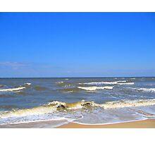 Ocean photography Photographic Print