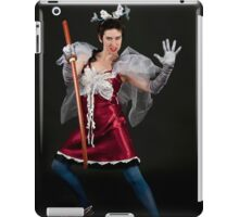 Fancy dress princess  iPad Case/Skin