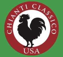 Black Rooster USA Chianti Classico  Kids Clothes