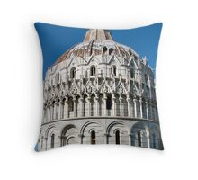 Rome's Magnificence Throw Pillow