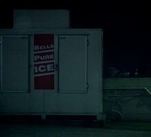 Urban Signs - Bells Pure Ice by Sarah Moore
