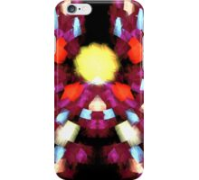 Apophysis Fractal 4 iPhone Case/Skin