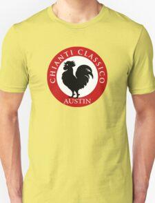 Black Rooster Austin Chianti Classico  T-Shirt