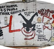Graffiti Claims by DMClothing