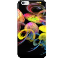 Apophysis Fractal 6 iPhone Case/Skin