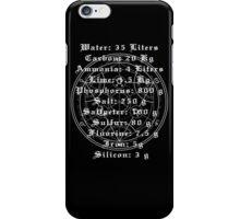 FMA Transmutation iPhone Case/Skin