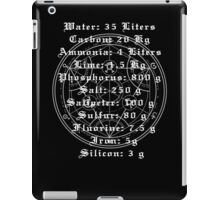 FMA Transmutation iPad Case/Skin