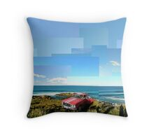 Just Cruise Throw Pillow