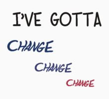 Change by DARoma