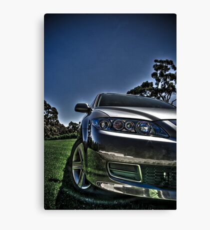 Mazda 6 Canvas Print