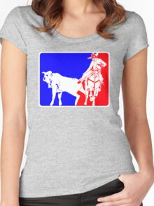 """CHARRO"" Women's Fitted Scoop T-Shirt"