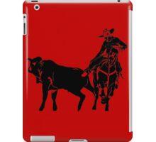 """Charro"" iPad Case/Skin"