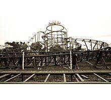 Coney Island Photographic Print
