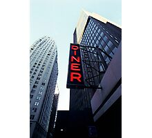 Downtown New York Photographic Print