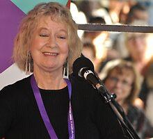 Janette Turner Hospital @ Sydney Writers Festival 2014 by muz2142