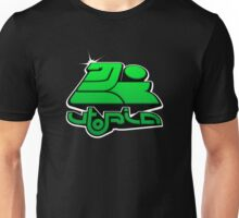 utopia interdimensional airways - green Unisex T-Shirt
