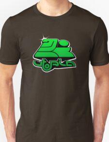 utopia interdimensional airways - green T-Shirt