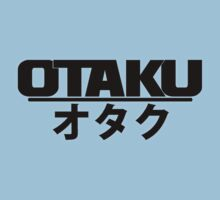 otaku Kids Clothes