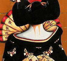 Geisha Girl by © Cassidy (Karin) Taylor