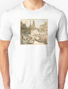 Boston Massacre Unisex T-Shirt