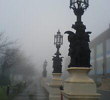 Foggy London by wanda1505