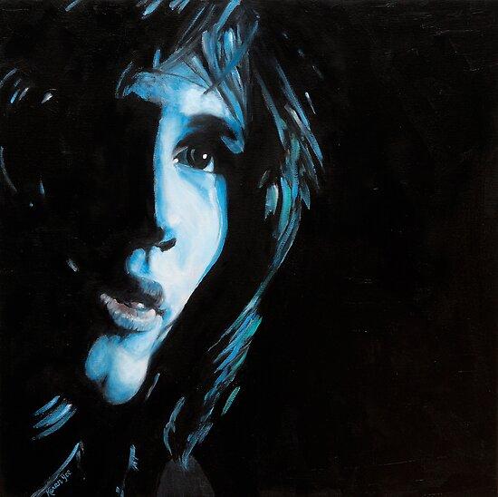 Roger Waters by Karen Yee