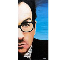 Elvis Costello Photographic Print