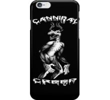 Cannibal Creep iPhone Case/Skin