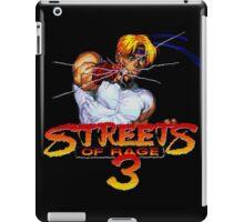 Streets of Rage 3 (Genesis) Axel iPad Case/Skin