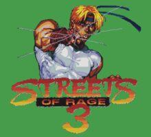 Streets of Rage 3 (Genesis) Axel Baby Tee
