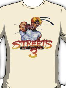 Streets of Rage 3 (Genesis) Axel T-Shirt