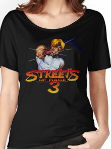 Streets of Rage 3 (Genesis) Axel Women's Relaxed Fit T-Shirt