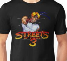 Streets of Rage 3 (Genesis) Axel Unisex T-Shirt