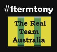 #1termtony/1termtony/ The Real Team Australia by 1termtony