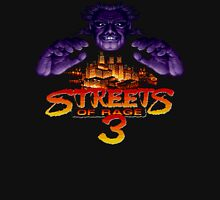 Streets of Rage 3 (Genesis) Mr. X Unisex T-Shirt