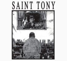 Saint Tony by MH Heintz