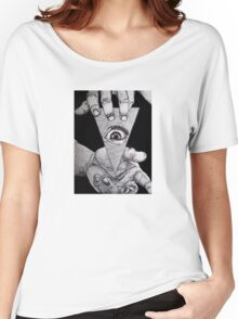 Show Me The World Women's Relaxed Fit T-Shirt