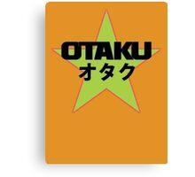 otaku Canvas Print