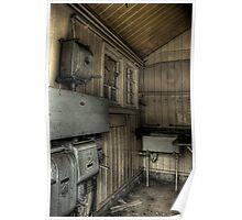 Utility Room Poster