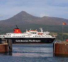 'Ferry' Tale Castle? by Richard Ion